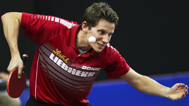 Gardos & Liu siegen bei Austria-Top-12-Turnier (Bild: APA/EPA/MIGUEL A. LOPES)