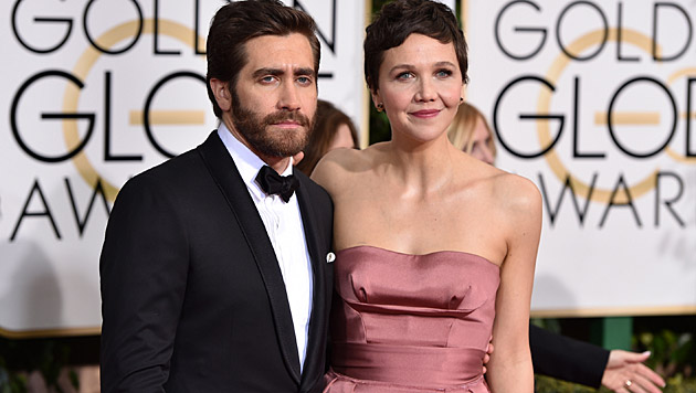 Jake Gyllenhaal brachte seine Schwester Maggie Gyllenhaal zur Preisverleihung.