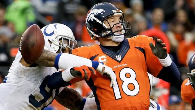 Peyton Manning (Bild: AP/Jack Dempsey)