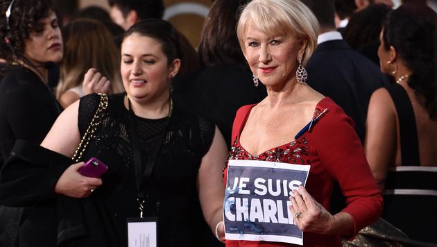 Helen Mirren (Bild: Jordan Strauss/Invision/AP)
