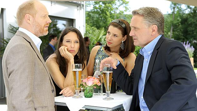 """""""Vorstadtweiber"""" (Bild: ORF)"""