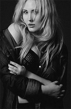 Hayley Hasselhoff in scharfen Dessous (Bild: instagram.com/hhasselhoff)