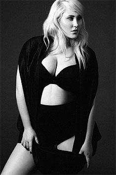 Hayley Hasselhoff in Dessous (Bild: instagram.com/hhasselhoff)