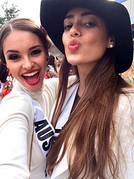 """Miss Austria"" Julia Furdea (Bild: Julia Furdea)"