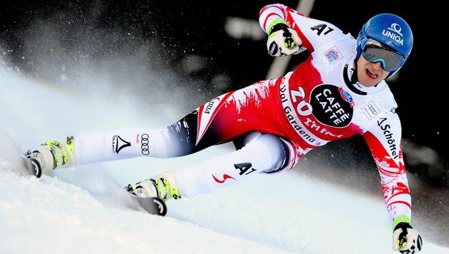Abfahrts-Olympiasieger Matthias Mayer (Bild: APA/EPA/CLAUDIO ONORATI)