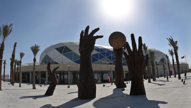 """Die """"Großen Vier"""" rittern um den Weltmeistertitel (Bild: APA/Qatar 2015 via epa/SRDJAN SUKI)"""