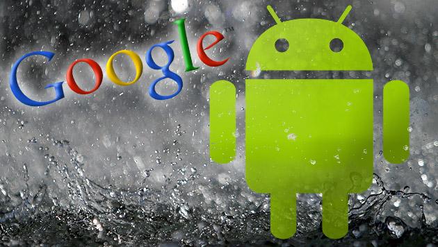 Google lässt eine Milliarde User im Regen stehen (Bild: Google, thinkstockphotos.de)
