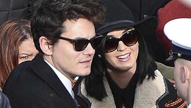 John Mayer und Katy Perry sind wieder liiert. (Bild: TANNEN MAURY/EPA/picturedesk.com)
