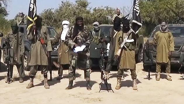 """Gouverneur: """"Kampf gegen Boko Haram ist vorbei"""" (Bild: AFP)"""