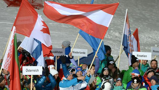 Kreischberg-WM offiziell eröffnet (Bild: APA/BARBARA GINDL)