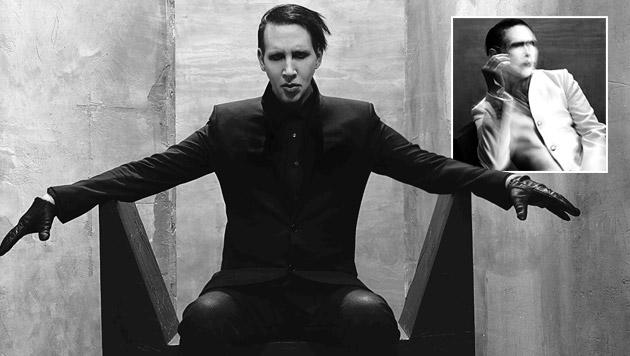 Marilyn Manson findet wieder in die Spur zurück (Bild: Universal Music)
