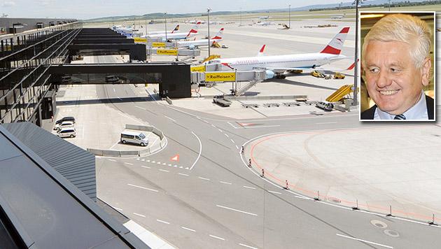 Erneuter Gerichtserfolg für Ex-Flughafen-Vorstand (Bild: APA/HELMUT FOHRINGER, APA/HANS KLAUS TECHT)