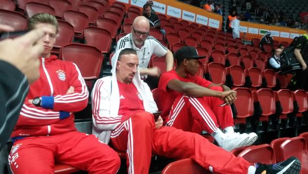 Handballer verpassen Sensation gegen Kroatien (Bild: Stefanie Riegler)