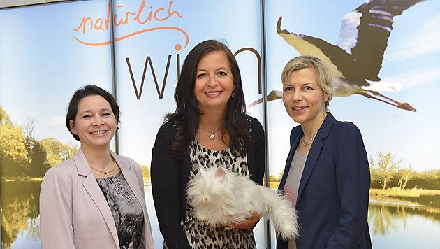 Frauenpower für den Tierschutz in Wien (Bild: Kromus/PID)