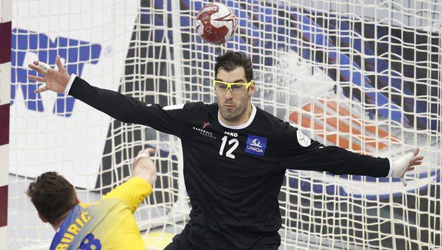 Erster Sieg! Handballteam gegen Bosnien bärenstark (Bild: APA/Qatar 2015 via epa/Ali Haider)