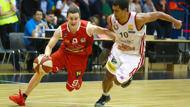 BC Vienna löste Gmunden als Tabellenführer ab (Bild: GEPA)