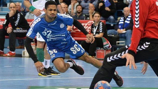 Raul Santos spielt in der deutschen Bundesliga für den VfL Gummersbach. (Bild: facebook.com/Raul Santos)