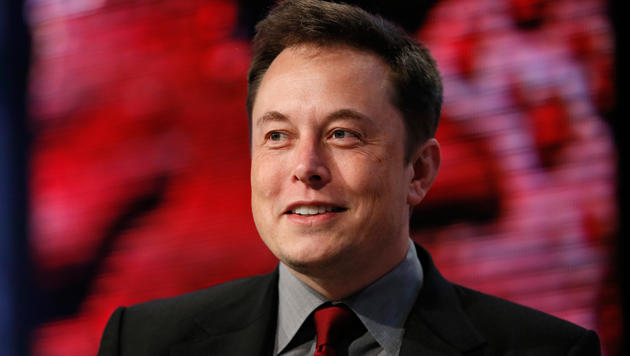 Tesla-Boss Elon Musk (Bild: AP)