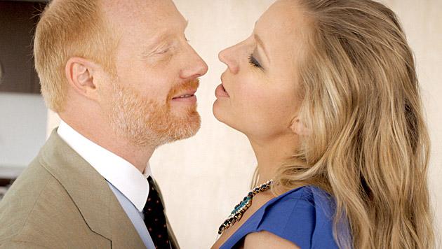 Simon Schwarz und Nina Proll (Bild: ORF/MR Film)