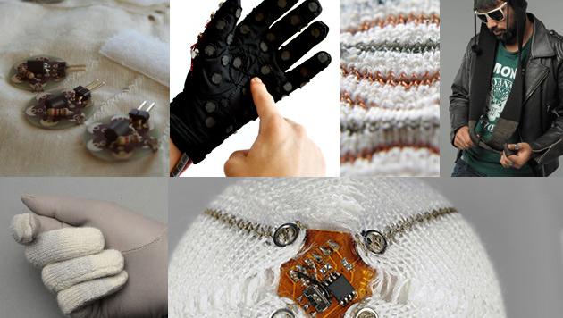 Schlaue Kleidung auf der Berliner Fashion Week (Bild: design-research-lab.org)