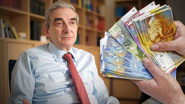 """Frankenkredite: """"Wiens Finanzpolitik ist ein Hohn"""" (Bild: picturedesk.com, thinkstockphotos.de)"""
