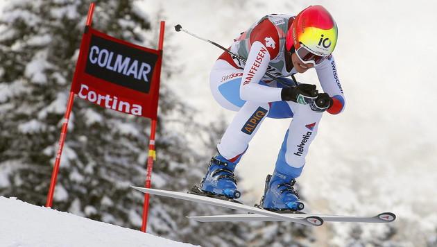Olympia-Heldin mit Knie-Verletzung für WM out (Bild: APA/EPA/ANDREA SOLERO)