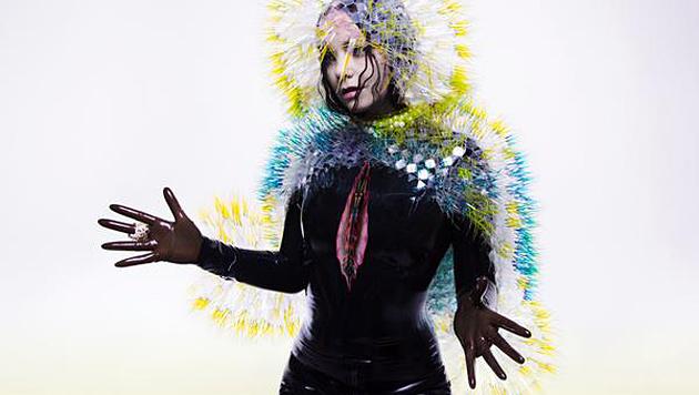 """Neues Björk-Album """"Vulnicura"""" vorzeitig im Netz (Bild: twitter.com/bjork)"""