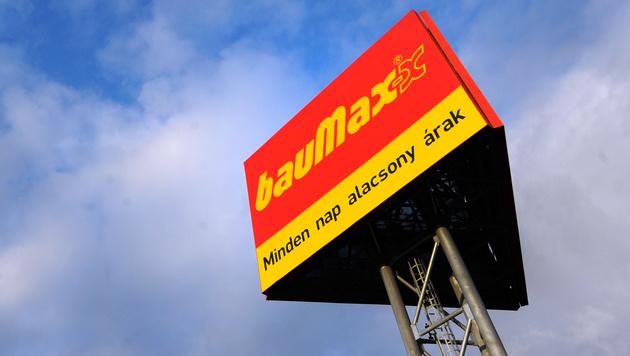 bauMax schließt bis April alle Filialen in Ungarn (Bild: APA/ROBERT JAEGER)