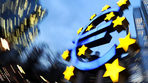 Das bedeutet die EZB-Geldflut für Österreich (Bild: APA/dpa/unbekannt)