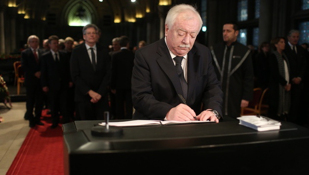 Wiens Bürgermeister Michael Häupl (Bild: Gerhard Bartel)