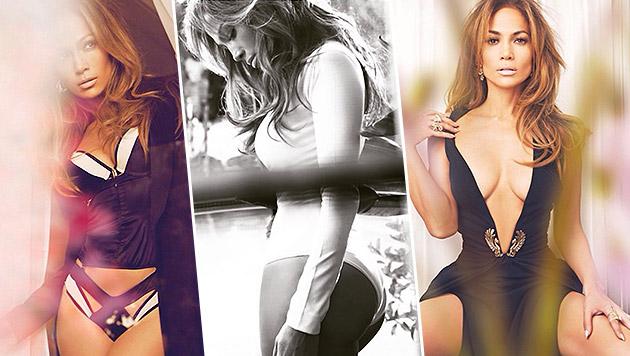 Jennifer Lopez packt über Küsse mit Clooney aus (Bild: Viennareport)