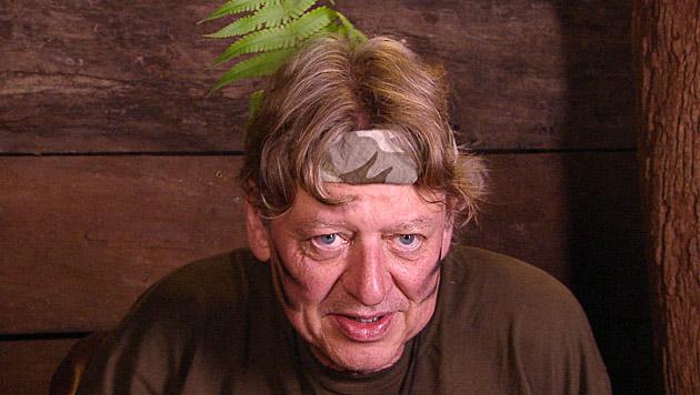 Walter Freiwald mischt das Camp auf. (Bild: RTL/Stefan Menne)