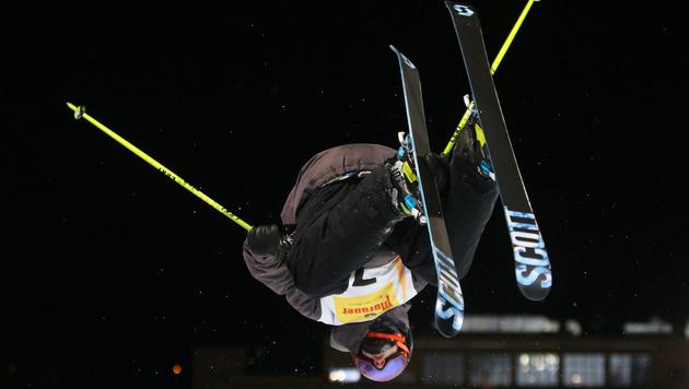 """Youngster Ladner """"flog"""" auch im Finale zu Platz 6 (Bild: GEPA)"""
