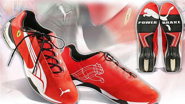 Die Polizei hofft auf Hinweise: Kann jemand Angaben zu diesen Schuhen machen? (Bild: LKA Tirol)