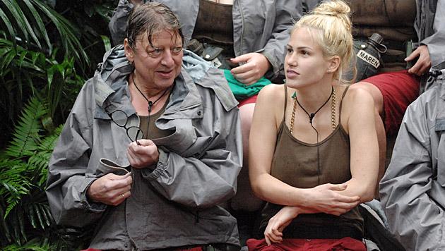 Walter und Angelina müssen ran. (Bild: RTL/Stefan Menne)