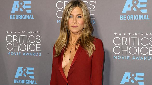 Jennifer Aniston (Bild: Matt Sayles/Invision/AP)