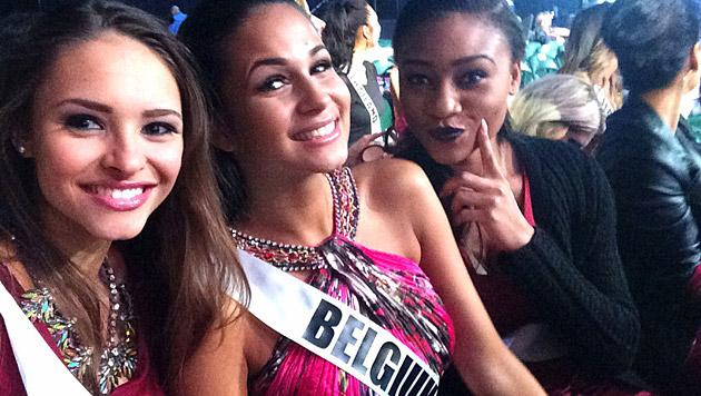 """Die Proben fürs """"Miss Universe""""-Finale haben begonnen. (Bild: Julia Furdea)"""
