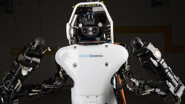 Killer-Roboter entkommen Verbotsprozess (Bild: theroboticschallenge.org)