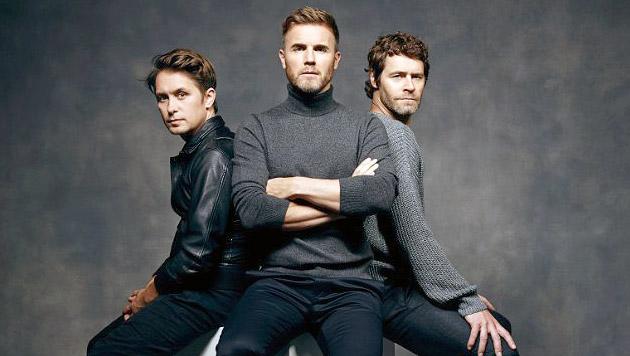 """""""Krone"""" holt Boygroup-Legende Take That nach Wien (Bild: Hamish Brown)"""