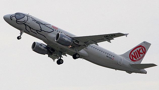 Niki fliegt erst ab Oktober Wien - Bratislava (Bild: Zwefo)