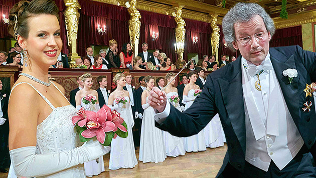 So prunkvoll war der Wiener Philharmonikerball (Bild: Starpix/Alexander Tuma)