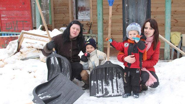 Ukraine am Abgrund: Kälte, Krieg und Katastrophen (Bild: Florian Hitz)