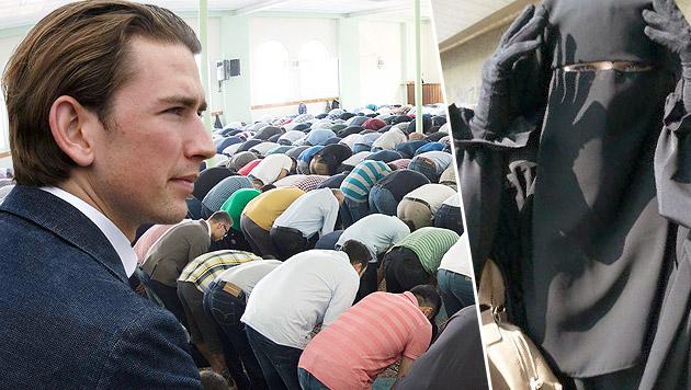 Kurz will Strafen für radikale Schüler und Eltern (Bild: APA/AUSSENMINISTERIUM/DRAGAN TATIC,  APA)