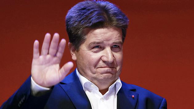 Oberösterreichischer SPÖ-Chef tritt zurück (Bild: APA/RUBRA)