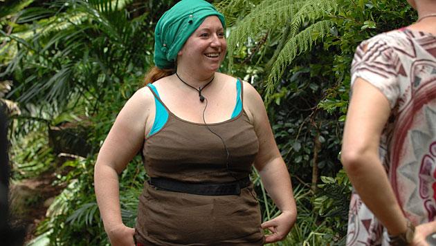 Am Sonntag muss Rebecca zur Dschungelpfrüfung. (Bild: RTL/Stefan Menne)