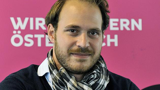 NEOS-Klubobmann Nikolaus Scherak (Bild: APA/Hans Punz)