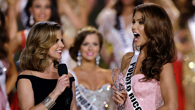 "22-jährige Kolumbianerin ist ""Miss Universe"" (Bild: AP)"
