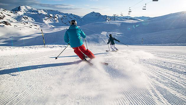 Auch Februar brachte Tourismus Nächtigungsminus (Bild: Zillertal Arena (Symbolbild))