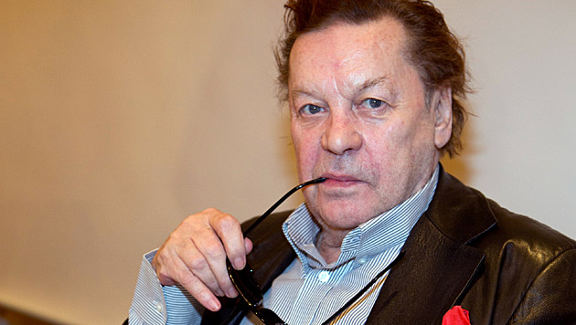 Helmut Berger (Bild: dpa/Jörg Carstensen)