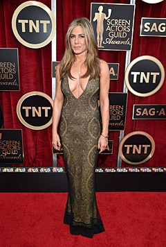 Jennifer Aniston (Bild: John Shearer/Invision/AP)